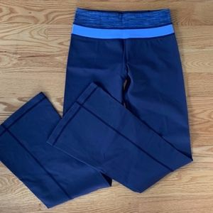 NWOT Lululemon Groove Pant *Full-On Luon